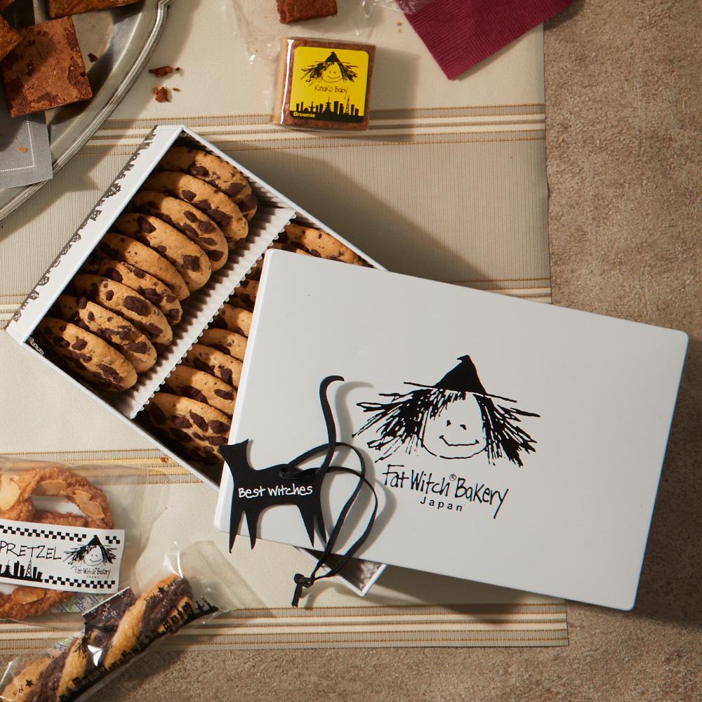 ニューヨークの家庭の味。ブラウニー専門店ならではの チョコチップクッキーのご紹介「ファットウィッチ チョコウィッチクッキー」