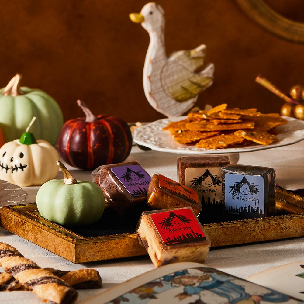 本日よりFat Witch Bakeryのハロウィンがスタートしました!