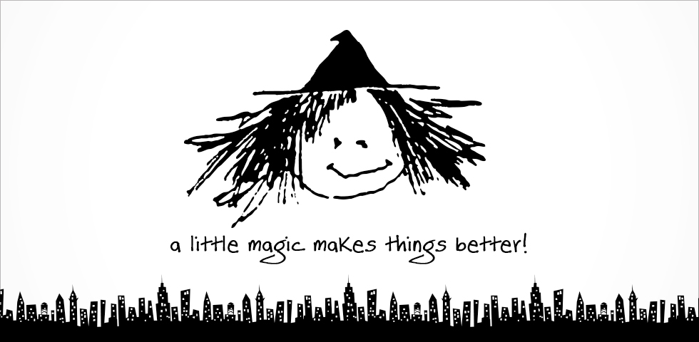 a little magic makes things better!